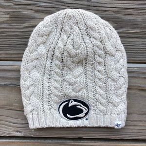 NWT Penn State Knit Hat